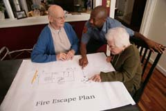 Making a Fire Escape Plan